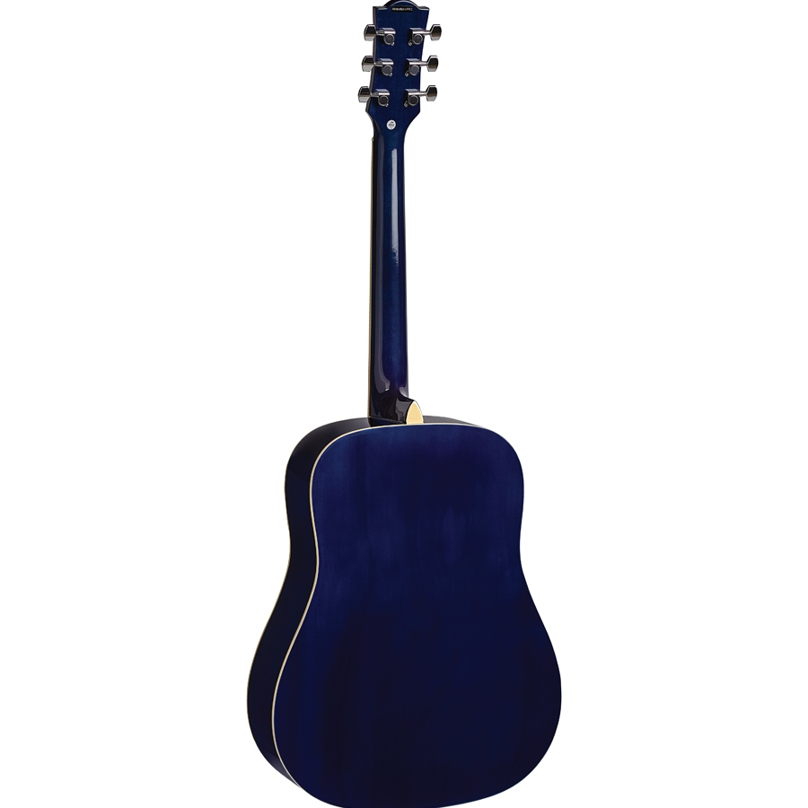 Ranger 6 Blue Sunburst