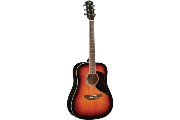 Eko - Ranger 6 Brown Sunburst