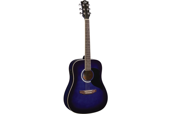Eko - Ranger 6 Eq Blue Sunburst