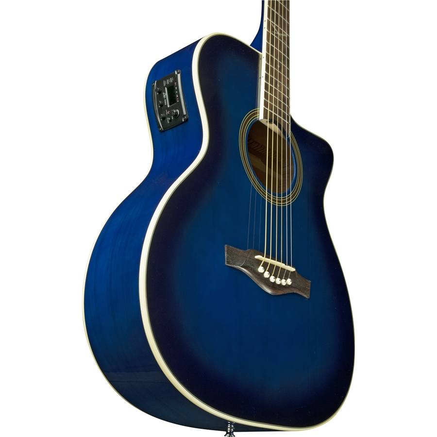 NXT 018 CW Eq Blue Sunburst