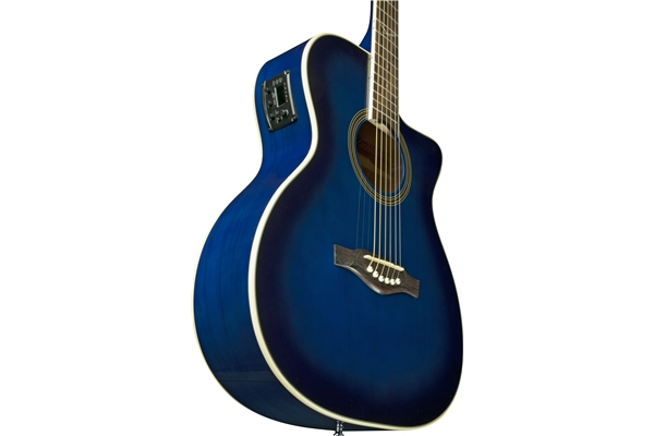 Eko - NXT 018 CW Eq Blue Sunburst