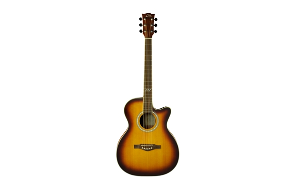 Eko - TRI 018 CW Eq Honey Burst