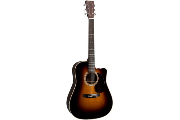 Martin & Co. - HDC-28E 2018 Fishman Aura VT Sunburst
