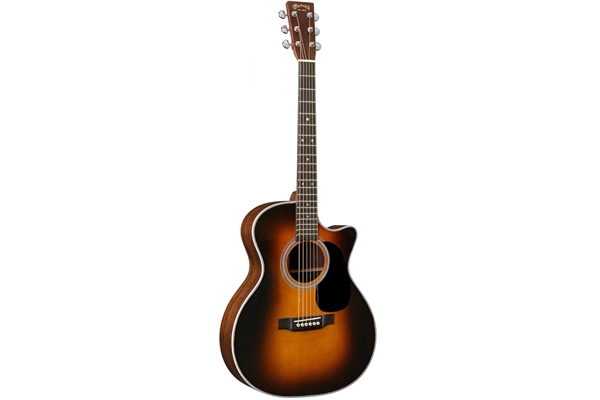 Martin & Co. - GPC-28E Reimagined Sunburst LR Baggs Anthem