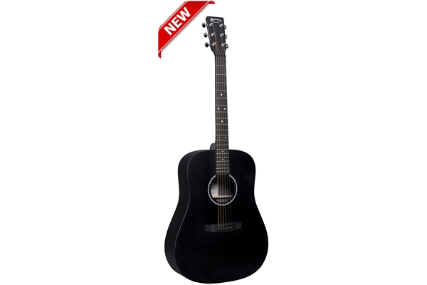 Martin & Co. - D-X1E-02 Black/Black X Series