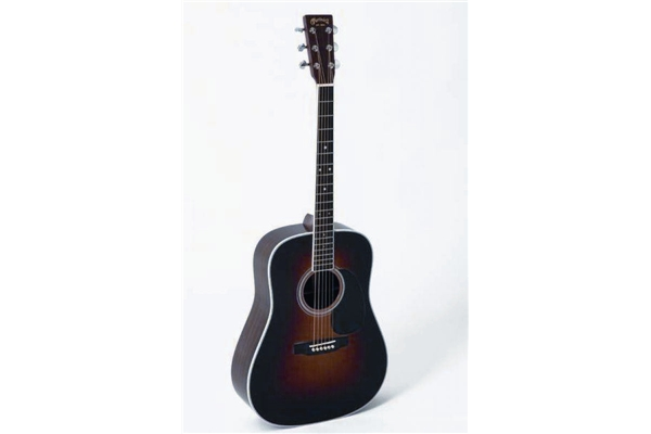 Martin & Co. - D-35 Sunburst w/Thinline