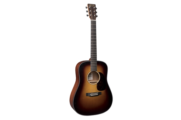 Martin & Co. - D Jr. E Sunburst