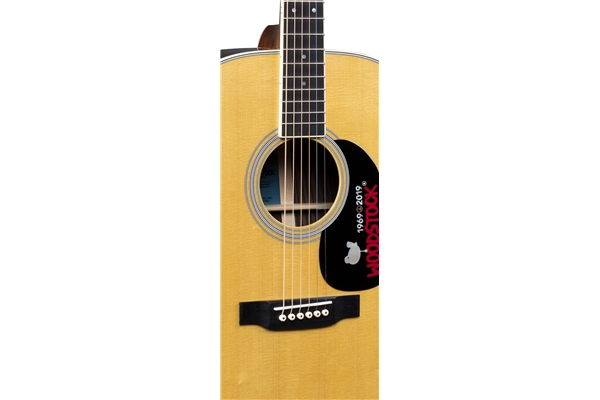 Martin & Co. - D-35 Woodstock 50th Anniversary