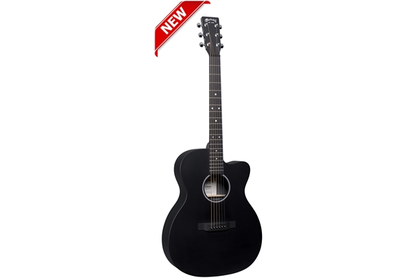 Martin & Co. - OMC-X1E-01 Black/Black X Series