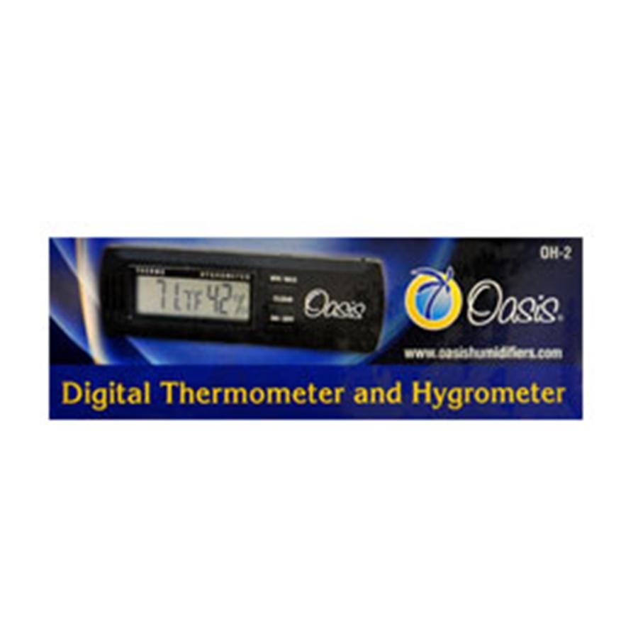 Martin 18A0097 Oasis Termometro e Igrometro Digitale