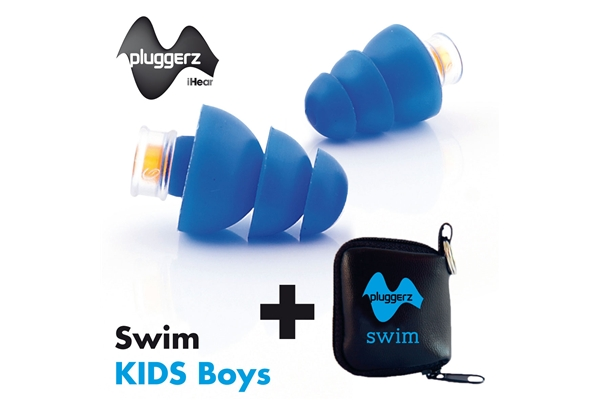 Pluggerz - Earplugs Swim KIDS boys
