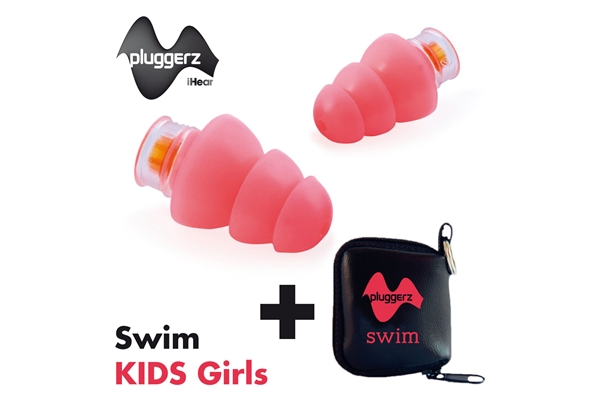 Pluggerz - Earplugs Swim KIDS Girl