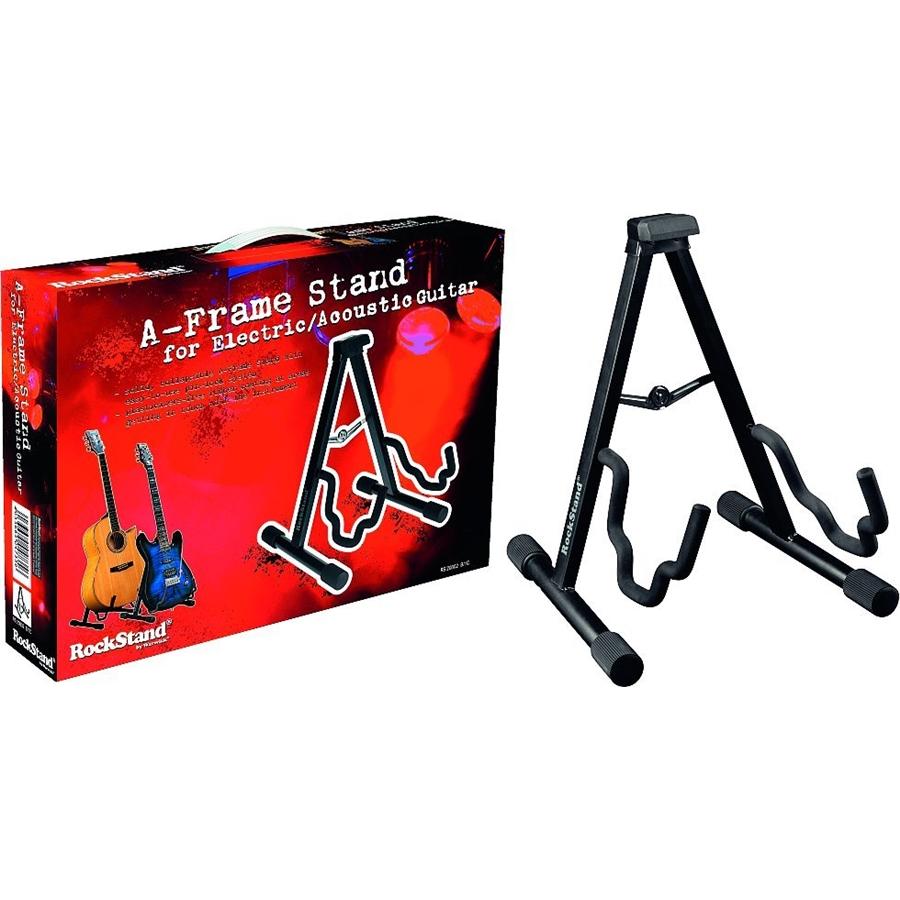Supporto universale per chitarra acustica/elettrica Rockstand RS20802B1C