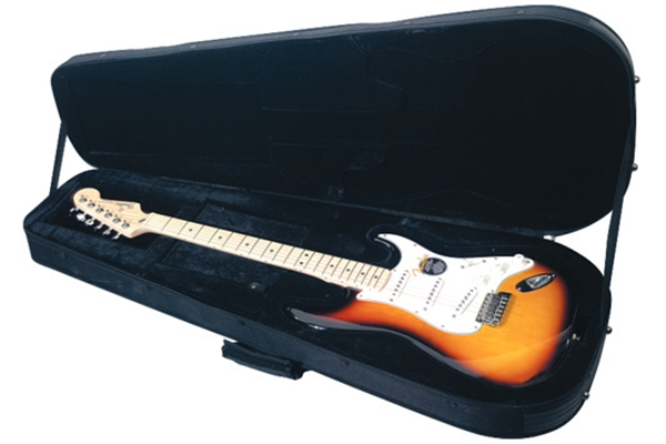 Rockbag - RC 20803 B Soft Light Case Deluxe per chitarra Strat Style, Black