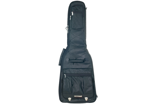 Rockbag - RB 20845 B Custodia Professionale per Basso elettrico, Artificial Leather