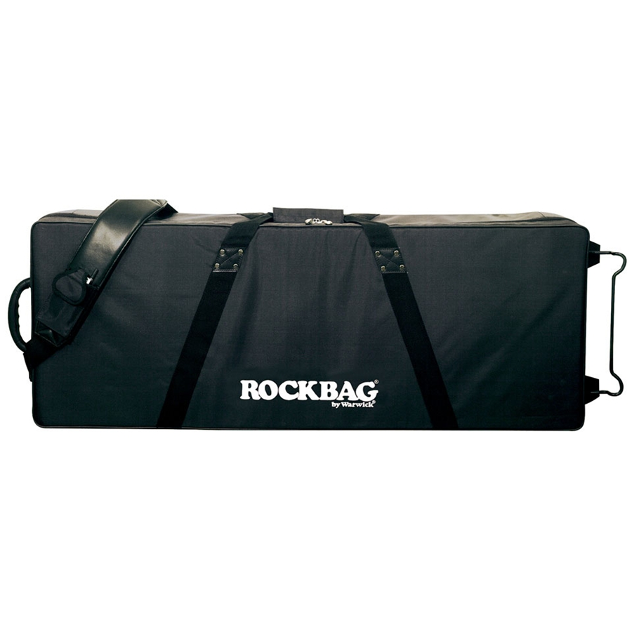 RC 21521 B Soft Light Case Deluxe per Tastiera 150x54x15cm, Black