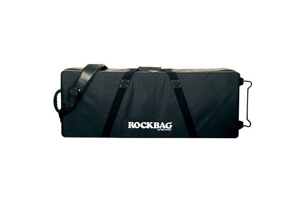 Rockgear - RC 21521 B Soft Light Case Deluxe per Tastiera 150x54x15cm, Black