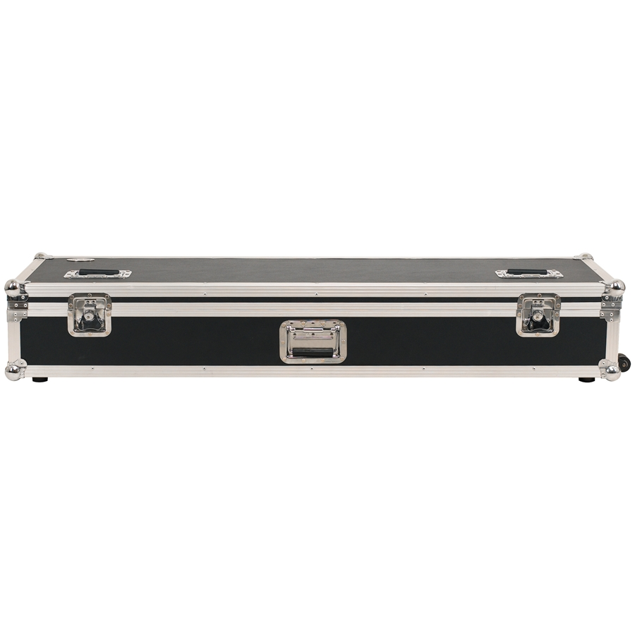 RC 21728 B Flight Case per Tastiera 118x43x19cm