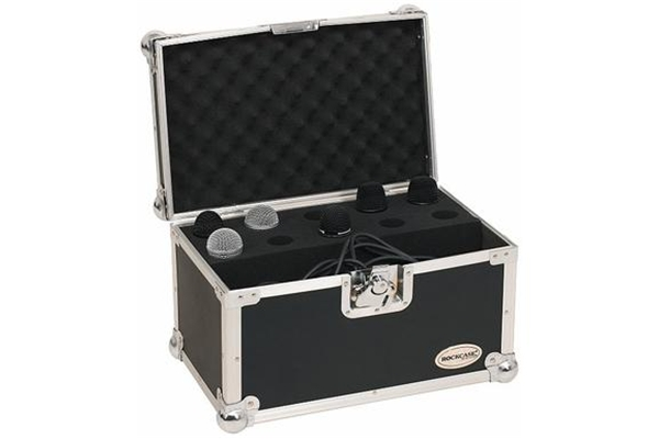 Rockbag - RC 23220 B Hole Case per 10 microfoni