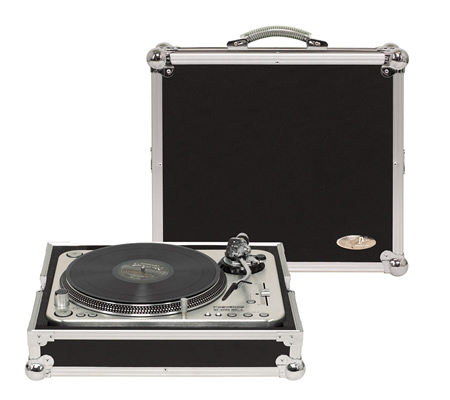 Rockgear - RC 27500 1 DJ Flight Case per Turntable