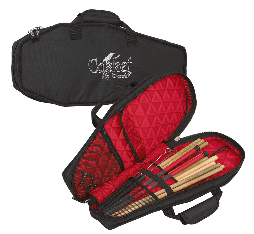 WCK22695B/R W Casket Stickbag Black