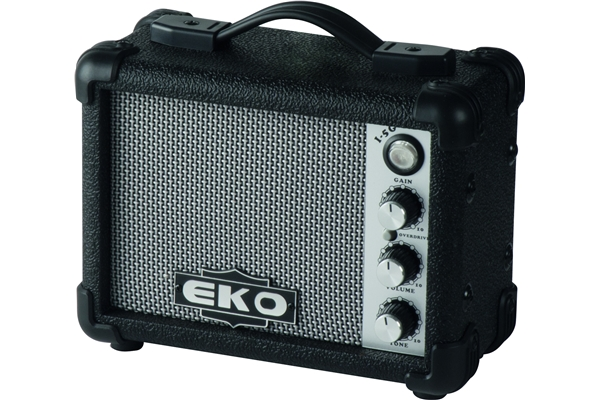 Eko Guitars - I-5G Black