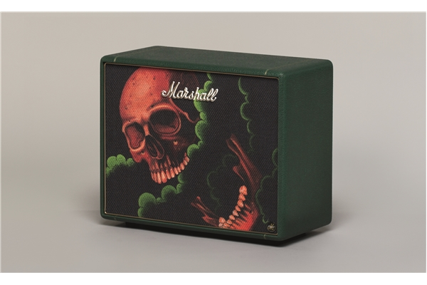 Marshall - C110T2 Design Store GREEN Antony Flemming