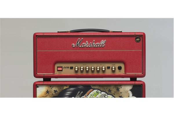 Marshall - JVM1HT3 Design Store Red Vicky Morgan