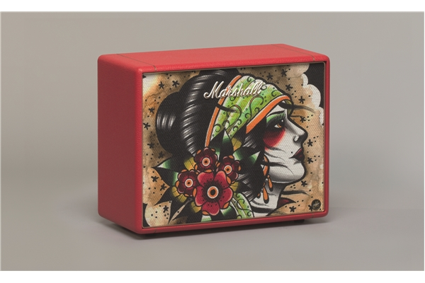 Marshall - C110T3 Design Store RED Vicky Morgan