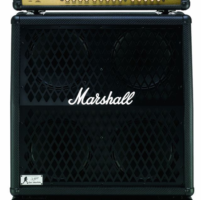 Marshall - 1960ADM Dave Mustaine Signature Cabinet