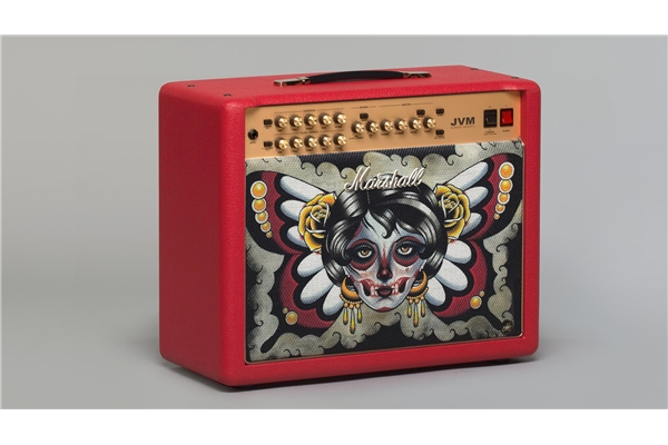 Marshall - JVM215T3 Design Store Red Vicky Morgan
