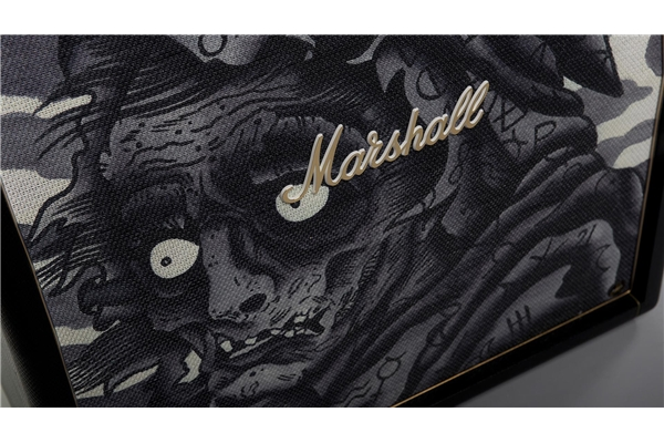 Marshall - 1960AT1 Design Store BLACK Phil Kyle
