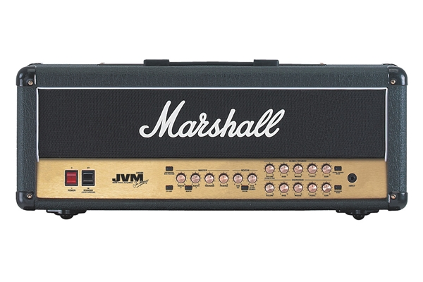 Marshall - JVM210H Head 100 Watt