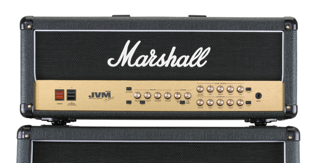 Marshall - JVM205H Head 50 Watt
