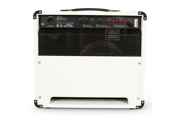 Marshall - SC20C Combo White Limited Edition 2020