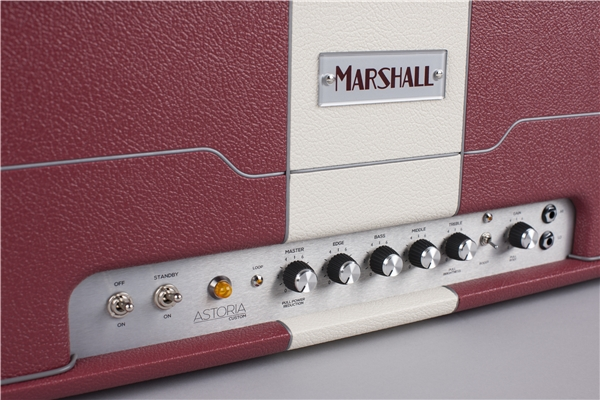 Marshall - AST2H Astoria Custom Testata 30 Watt 1 Canale w/FX Loop