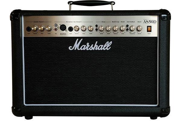 Marshall - AS50DB Black Combo