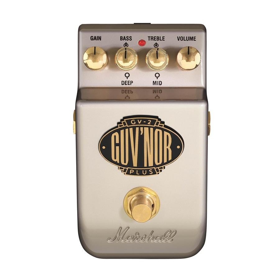 GV-2 Guvnor Plus Overdrive