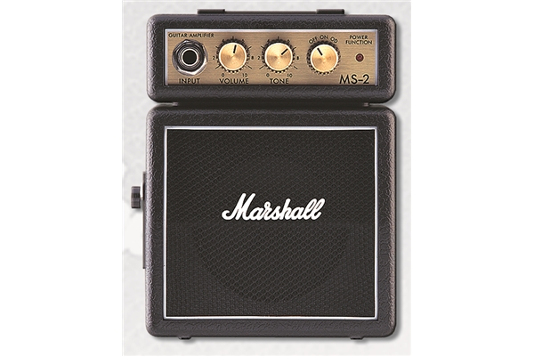 Marshall - MS-2 Black 1Watt