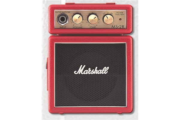 Marshall - MS-2R Red 1 Watt