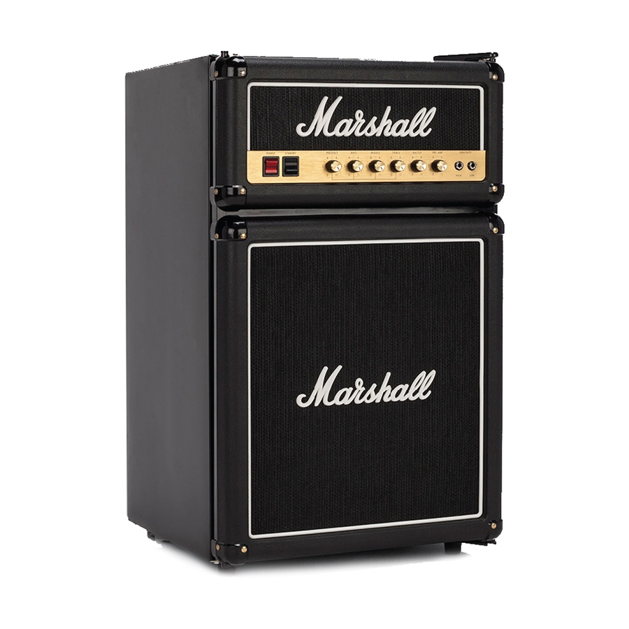 Fridge Authentic Marshall finish (MF4400-EU)