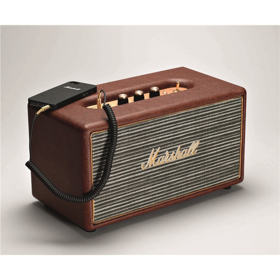 STANMORE BROWN Bluetooth Speaker