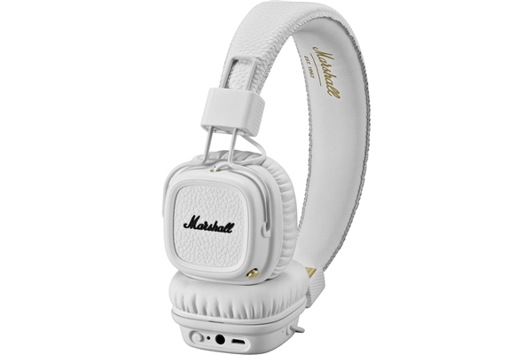 Marshall Headphones lifestyle - Cuffie Major II Bluetooth Black