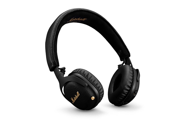 Marshall Headphones - ACCS-00188 Mid ANC Bluetooth Black