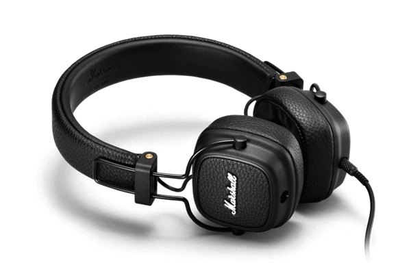 Marshall Headphones - ACCS-00189 Cuffie Major III Black