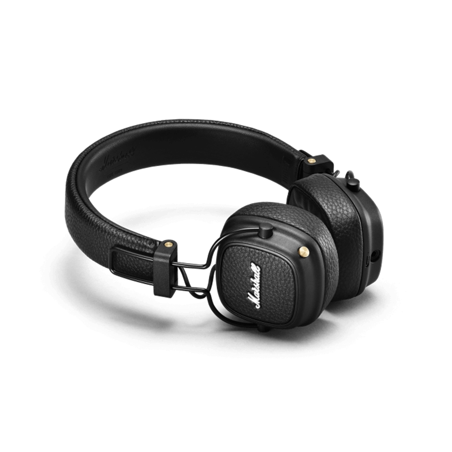 ACCS-00192 Cuffie Major III Bluetooth Black
