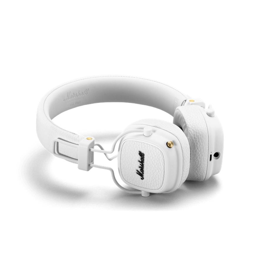 Marshall ACCS-00194 Cuffie Major III Bluetooth White