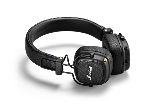 Marshall Headphones - ACCS-10272 Cuffie Major III Voice Black