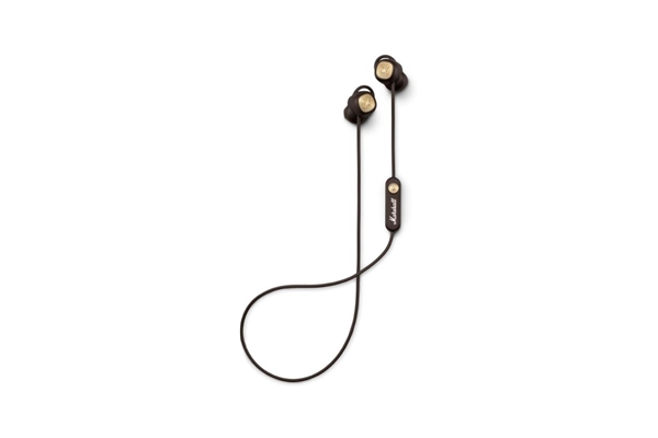 Marshall Headphones - ACCS-10198 Minor II BT Brown