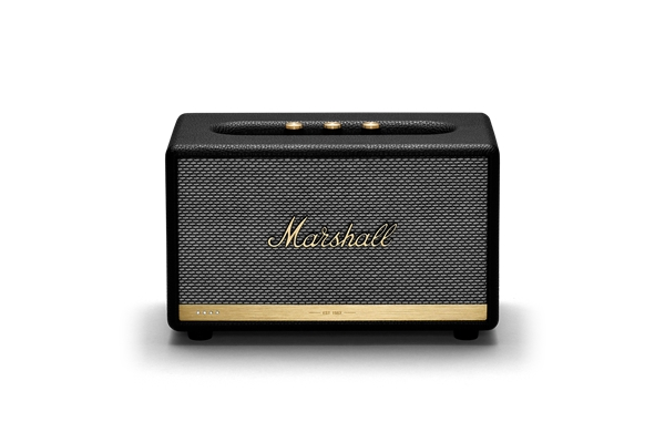 Marshall Headphones - ACCS-10233 Acton II Voice Google Assistant Black